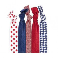 All American™ Hair Tie Set