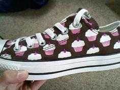 cupcake converse