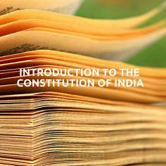 ആമുഖം ⦁ 1946 ല് ജവഹര്ലാല് നെഹ്റു ആണ് ഭരണഘടന എന്ന പ്രമേയം അവതരിപ്പിച്ചത് ⦁ ഈ പ്രമേയം ആണ് പിന്നീട് ആമുഖം ആയി മാറിയത് ഭരണഘടനയുടെ ഭാഗങ്ങള്