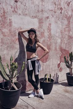 Phoebe Tonkin is the new face of Witchery's active wear range Balance
