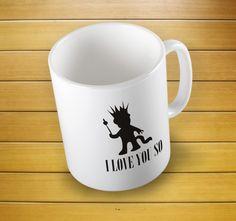 I Love You So Mug