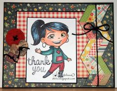 Thank you YUMI FUMI challenge by DT Melissa
