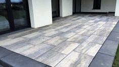 Pathways, Outdoor Gardens, Tile Floor, Garden Design, Patio, Flooring, Landscape, Home Decor, Outdoor Flooring