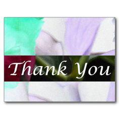 Thank You #Postcards Design from #CardsbyJanz