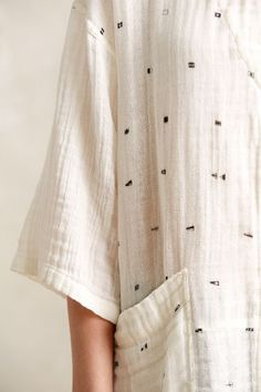 Channeled Gauze Tunic #anthrofave #anthropologie.com