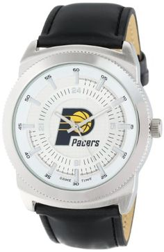 b13cbe0f931 Game Time Mens NBAVININD Vintage Watch Indiana Pacers   Click on the image  for additional details.