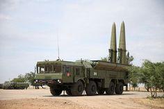 9K720 Iskander Missile System