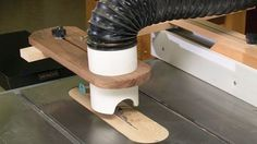 Table Saw Dust Collection:                                                                                                                                                                                 More