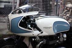 Thruxton 1200-Umbau - RocketGarage - Cafe Racer Magazine