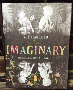The Imaginary by A.F Harrold