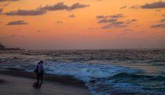 Chennai, Marina Beach, Beautiful Sunrise, Sunset Photos, Travel Photos, Sky, India, Celestial, Html