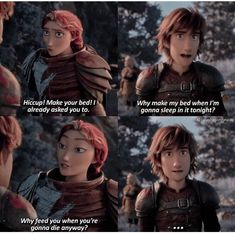 Funny Meme Pictures, Crazy Funny Memes, Funny Relatable Memes, Stupid Funny, The Funny, Disney Puns, Disney Quotes, How To Train Dragon, How To Train Your