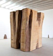Annie Proulx on the work of British sculptor David Nash