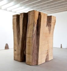 David NASH  I  Oculus Block