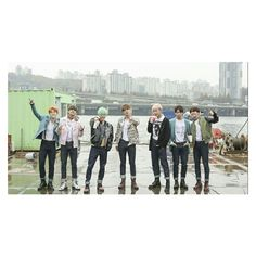 BTS Bangtan Boys ❤ liked on Polyvore featuring bts and kpop