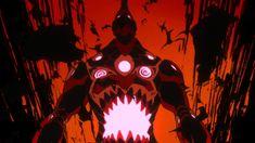 Lazengann - TTGL Parallel Works 8 Super Robot, Gurren Lagann, Year 2, Anime Stuff, Robots, Spiral, Sci Fi, Geek Stuff, Darth Vader