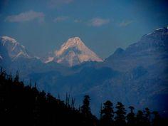Mount Jomolhari | Bhutan
