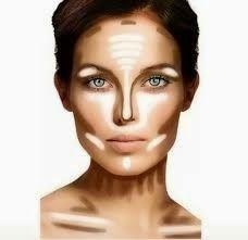 Hokis1981 : Das Gesicht konturieren
