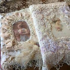 Gorgeous lace books