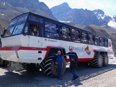 Mega all-terrain bus