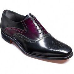 Barker Langley Oxford Brogue Shoe  PlusSizeoxfordshoes Brogue Shoe eac585dd46f
