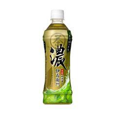 サントリー 緑茶 濃(こい)伊右衛門 - 食@新製品 - 『新製品』から食の今と明日を見る!