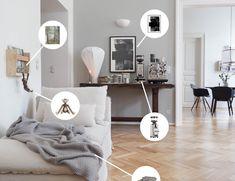 M Framed Tv, Design Blog, Office Desk, Living Room, Color, Shopping, Furniture, Fish Recipes, Mexican