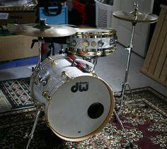 the cymbal looks like an omni...all you need.