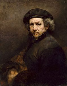 National Gallery of Art [Rembrandt, Self-Portrait, 1659]