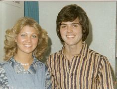 Donny and wife Debbie back when they were just dating. 1976/77.Donny was my very first crush.Please check out my website thanks. www.photopix.co.nz
