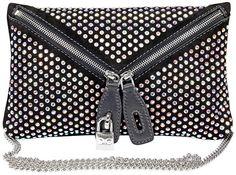 Dolce+Gabbana+Black+Suede+Clutch+DB0954-E1392-80999
