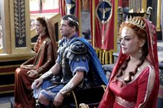 Rome (HBO, Calpurnia, Mark Antony and Atia of the Julii Ancient Rome, Ancient Greece, Ancient History, Rome Tv Series, Hbo Series, As Roma, Rome Costume, Costumes, Rome Hbo