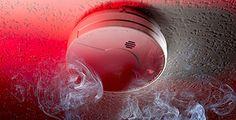 Om typer, plassering og vedlikehold av røykvarslere Norsk brannvernforening: Røykvarsleren