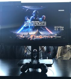 '#Star #Wars #Battlefront 2' E3 2017 EA Play: Story mode, new heroes and I still suck at '#Battlefront'Read More ➤ http://back.ly/sPG2T