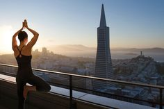 Mandarin Oriental, San Francisco is pleased to introduce the Yoga in the Sky Retreat package offering guests a rejuvenating weekend escape combining luxurious accommodation and revitalizing experiences from The Five-Star Spa.