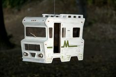 1970s Winnebago RV Birdhouse