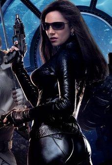 Baroness Gi Joe, Mode Latex, Evil Girl, Leather Catsuit, Snake Eyes, Sienna Miller, Tmnt, Scarlet, Wonder Woman