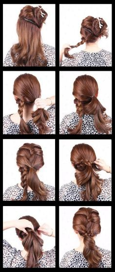 How To do a french braid hairstyle