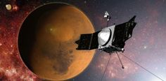 Increíble plan para posibilitar vida en Marte....