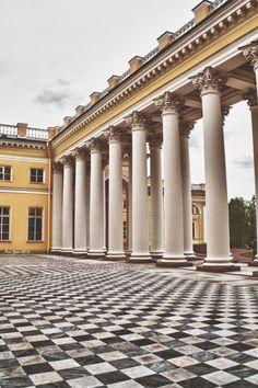 Alexander Palace, Tsarskoye Selo