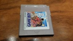 Skate or die Bad n  Rad Nintendo Gameboy video by RetroGameZone