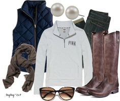 """VS Pull Over"" by taytay-268 on Polyvore"