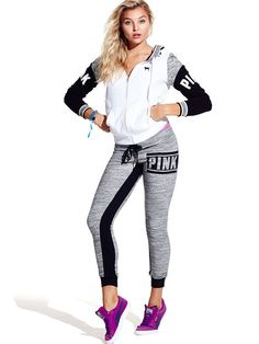 Gym Pant - PINK - Victoria's Secret