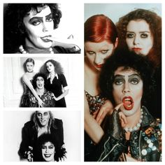 Tim Curry Tim Curry, The Rocky Horror Picture Show, Lisa Bonet, Life Magazine, Movies And Tv Shows, Storytelling, Funny Stuff, Musicals, Nostalgia