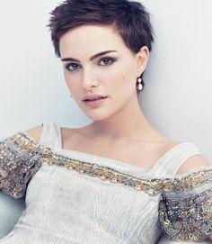Natalie Portman kort haar