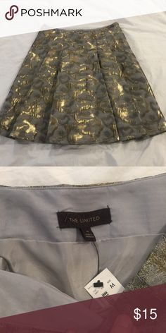 The Limited new w tags skirt New with tags, never worn. Perfect skirt for work or play! The Limited Skirts