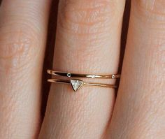 delicate wedding ring for women
