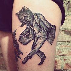 ink-its-art:  Henric Nielsen (@hbnielsentattoo) (OTR)
