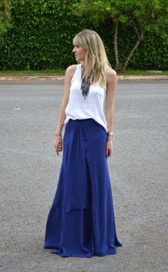 modelos mais lindos de saias longas