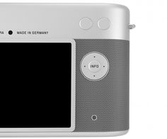 Jony Ive + Marc Newson >> Leica M for (RED)
